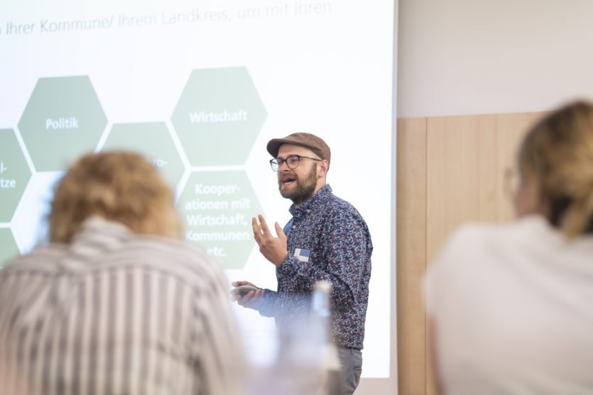 Digitallotsenevent am 24. Juli 2019 © Fraunhofer IAO Foto: Elia Schmidt